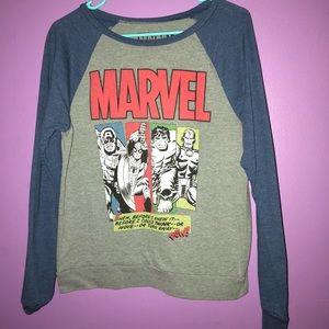 Comfy Marvel Sweatshirt